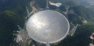 World's Largest Radio Telescope