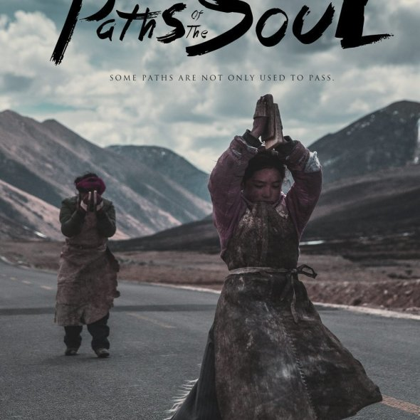 "Poster for the movie ""Paths of the Soul"""