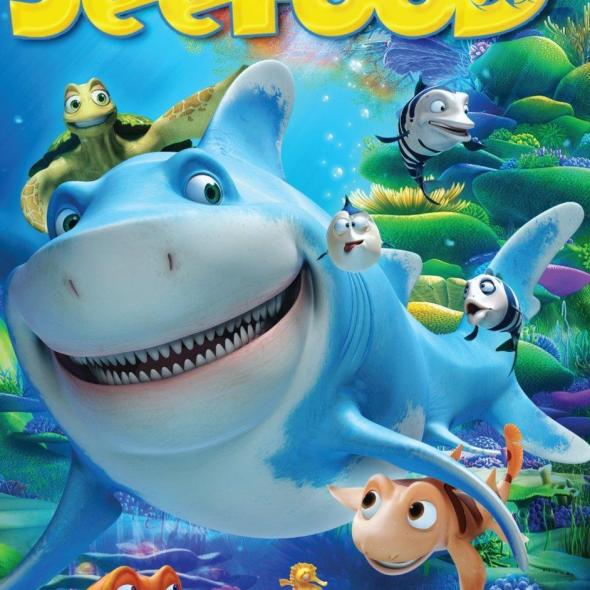 "Poster for the movie ""SeaFood"""