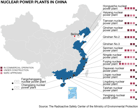 AUDIO Africa\u0027s Vital Role in China\u0027s Drive to Triple Nuclear Energy