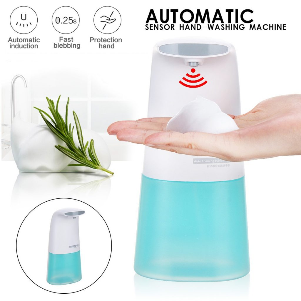 Small Automatic Soap Dispenser 20 With Coupon For Automatic Foaming Hand Washer Touch