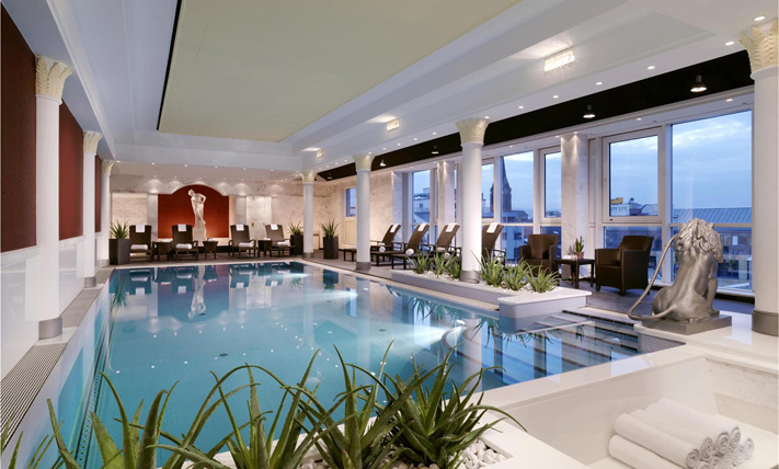Wellness In Wiesbaden The Westin Bund Center Hotel Shanghai.