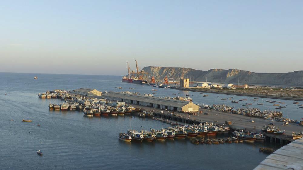 Whats Happening At Pakistans Gwadar Port China Dialogue
