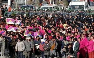 tibet demo