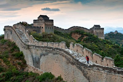 The Great Wall of China Guide to Teaching English in China