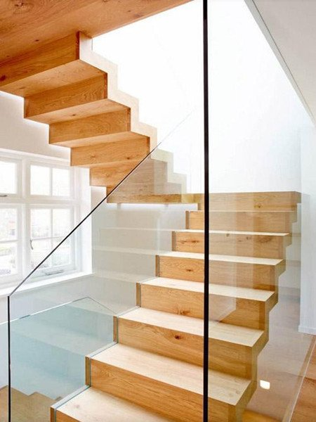 U Shaped Stairs U Shaped Staircase | Demax Arch