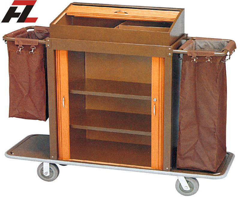 Housekeeping Trolley/Linen Trolely chinahotelsupplies
