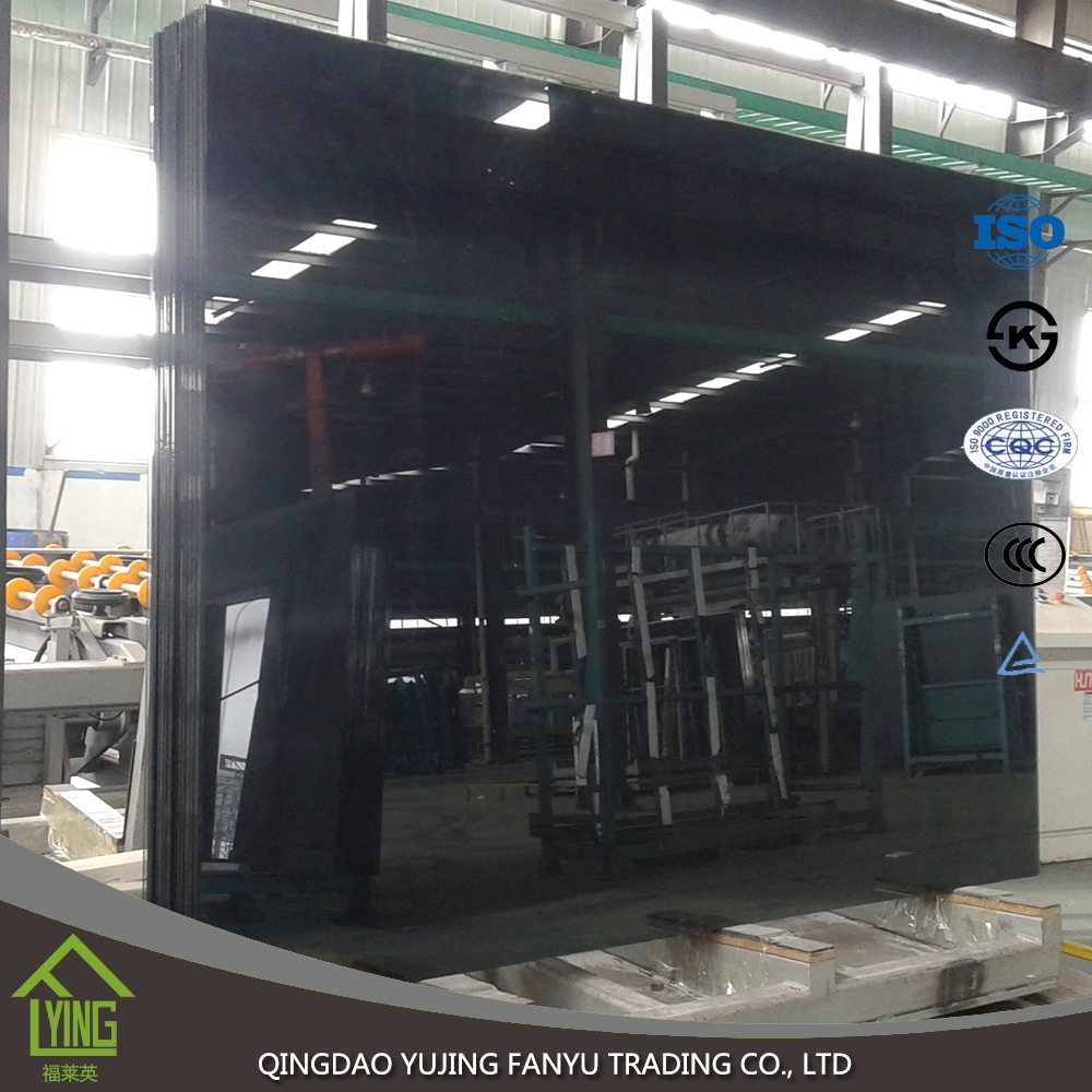 Glass Factory Manufacturer Tinted Float Glass Mirror Manufacturer China Silver