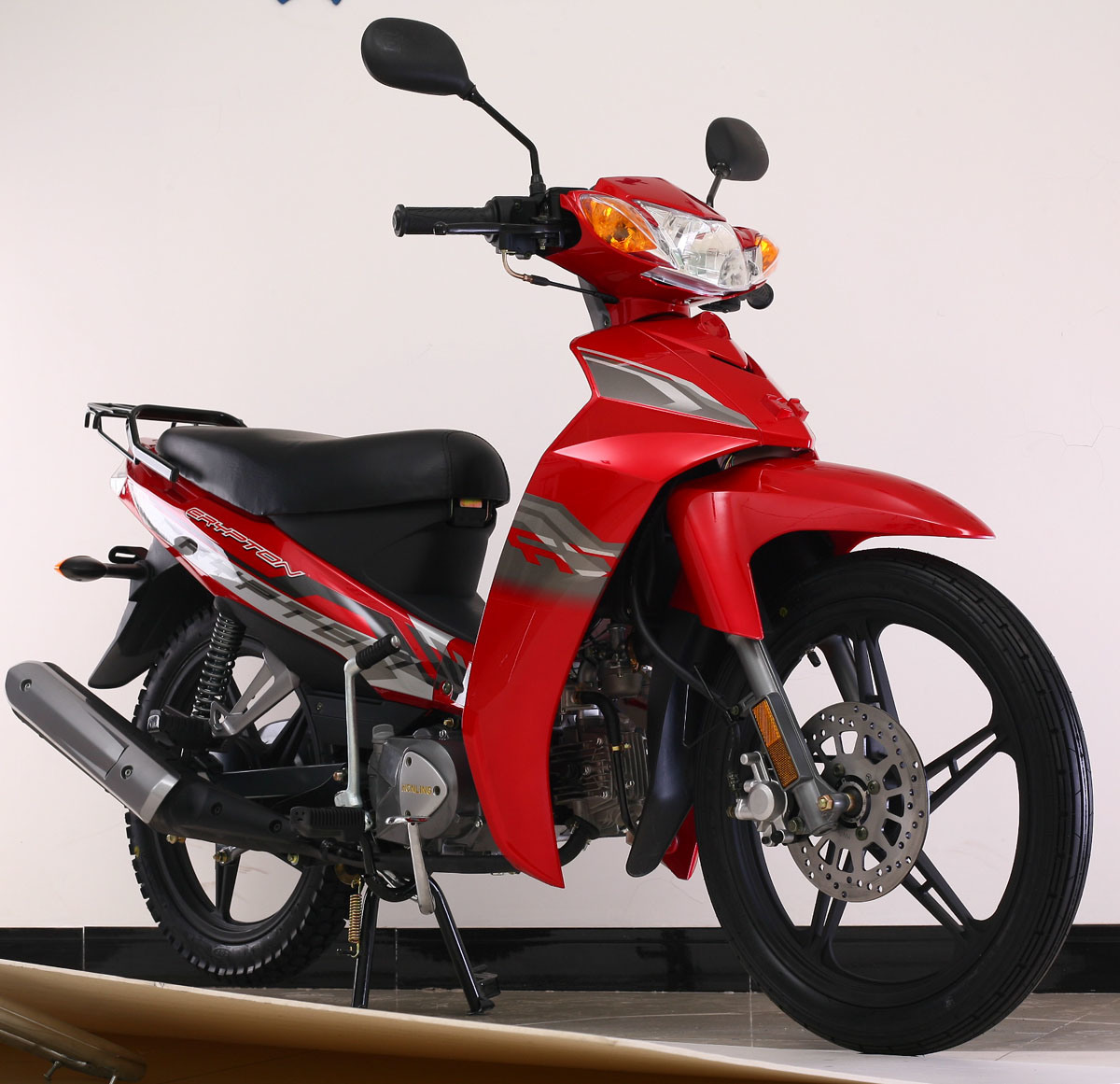 Chinese Wholesale Dirt Bikes New Cub Motorcycle Scooter Yamaha Crypton 110cc 120cc