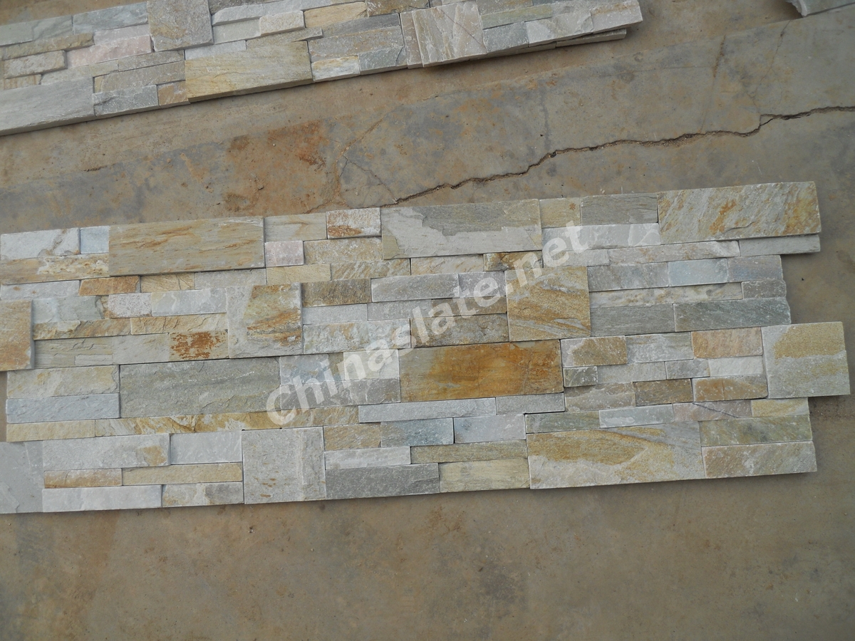 Installation Culture Indoor Cultured Stone Veneer Ledge Wall Stone Panels Supplier
