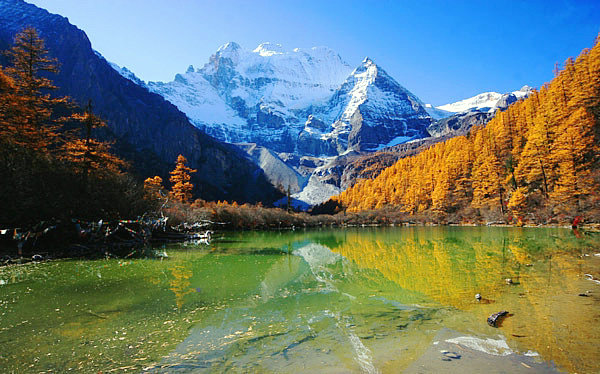 Travel Blogger English Top 10 Places To See Autumn Scenery In China China Whisper