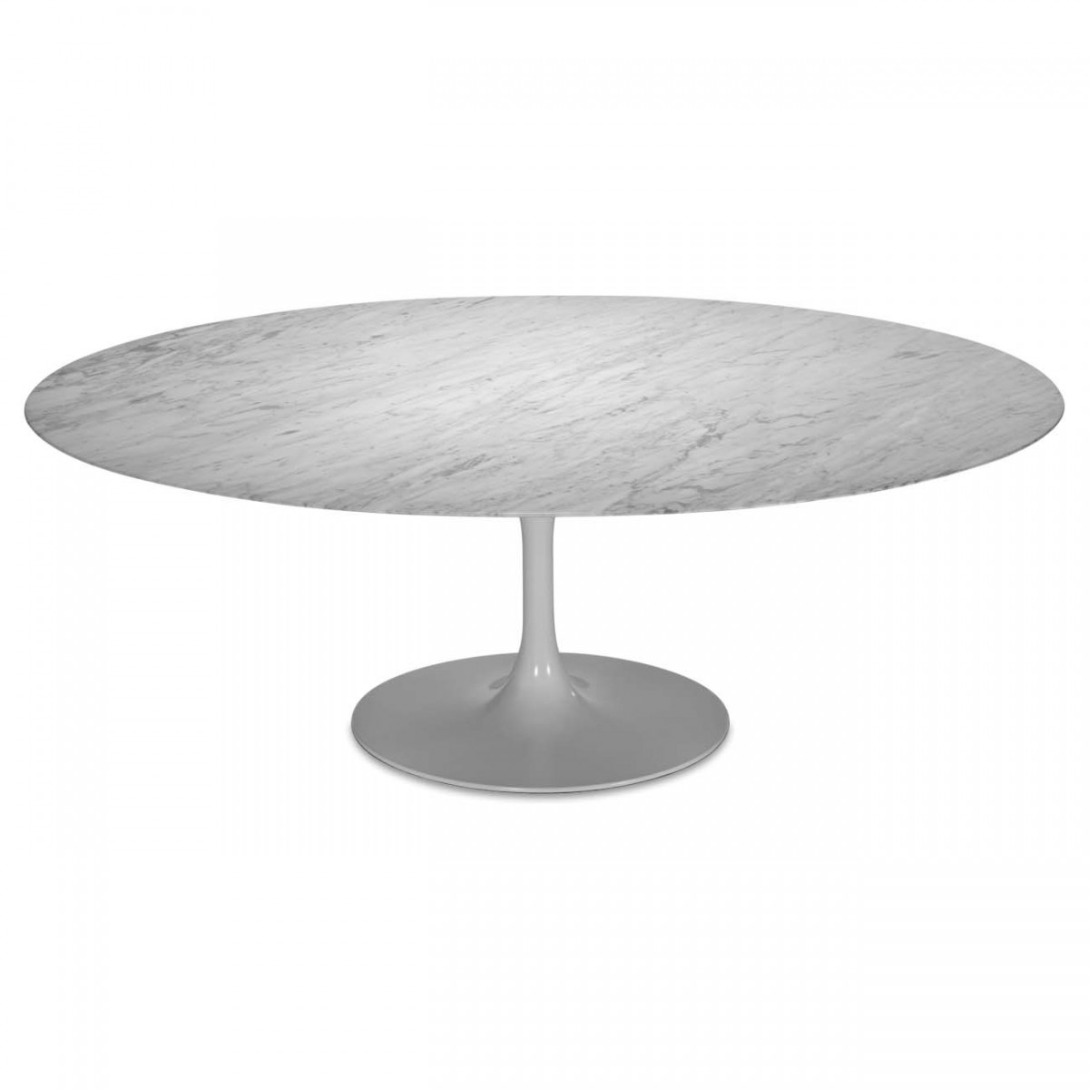Mesa Tulip Replica Dining Table Eero Saarinen Oval Dining Table