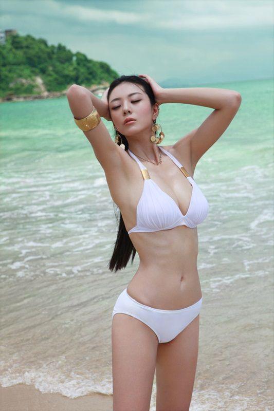 Ai Shang Zhen 艾尚真 -perfect figure female in the world ...