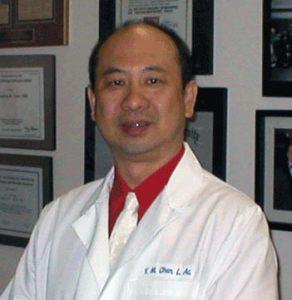 Y.M. Chen, Ph.D (OM). L.Ac