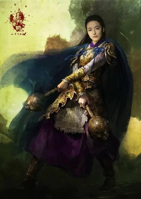Japanese Samurai Girl Wallpaper Photos From Legendary Amazons 2011 Movie Poster 19