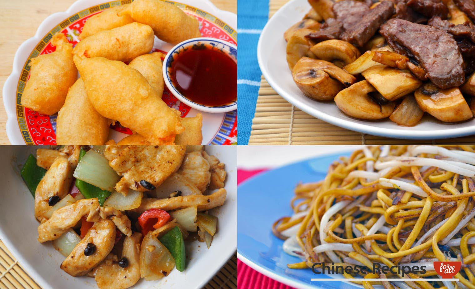 Chinese Takeaway How To Cook A Chinese Takeaway Meal For Two Chinese