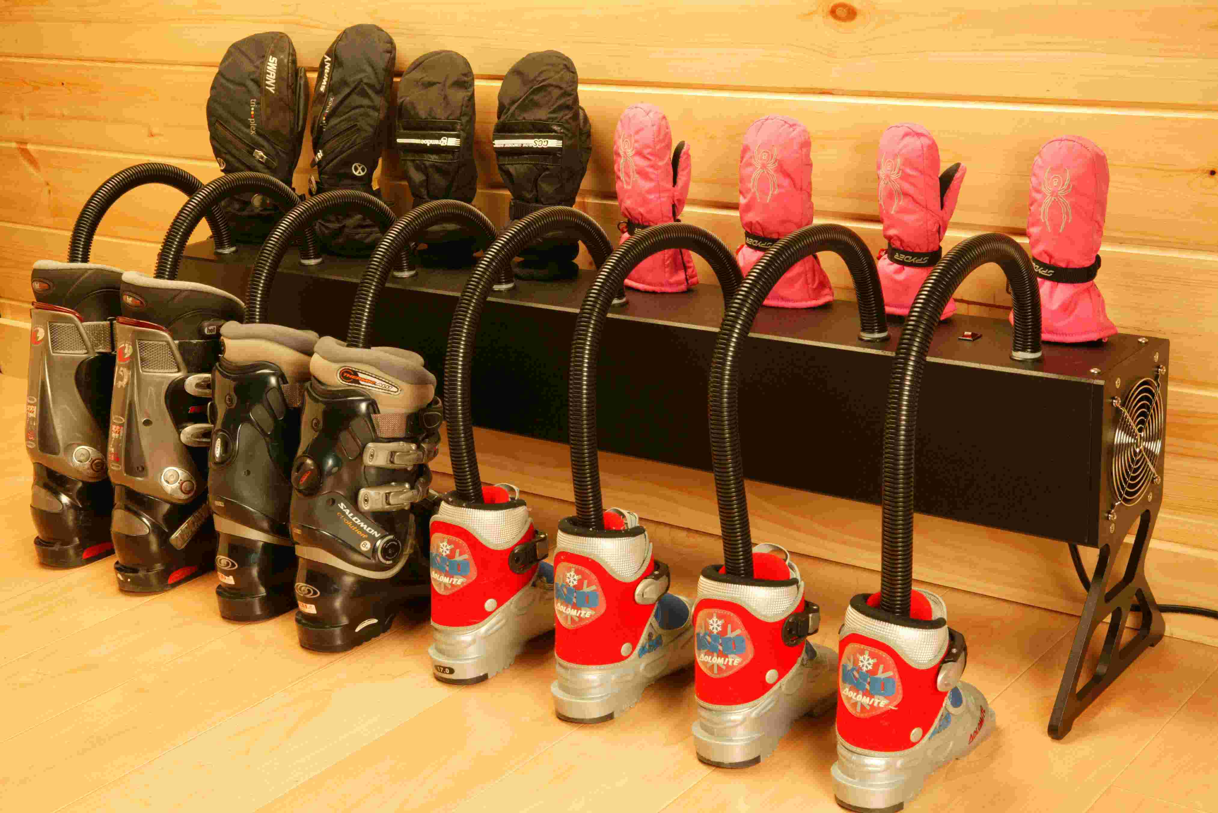 Chinook Ski Boot Dryers Drying Systems For Fast Comercial