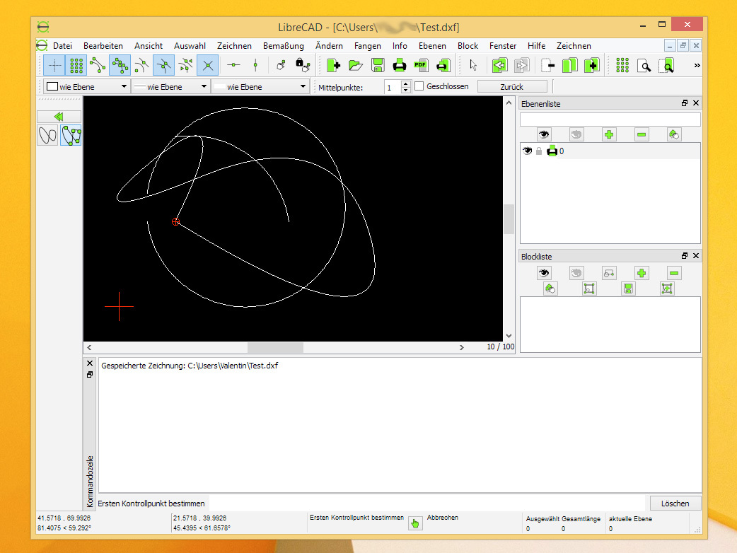 Raum Zeichnen Programm Librecad Cad Freeware Download Chip