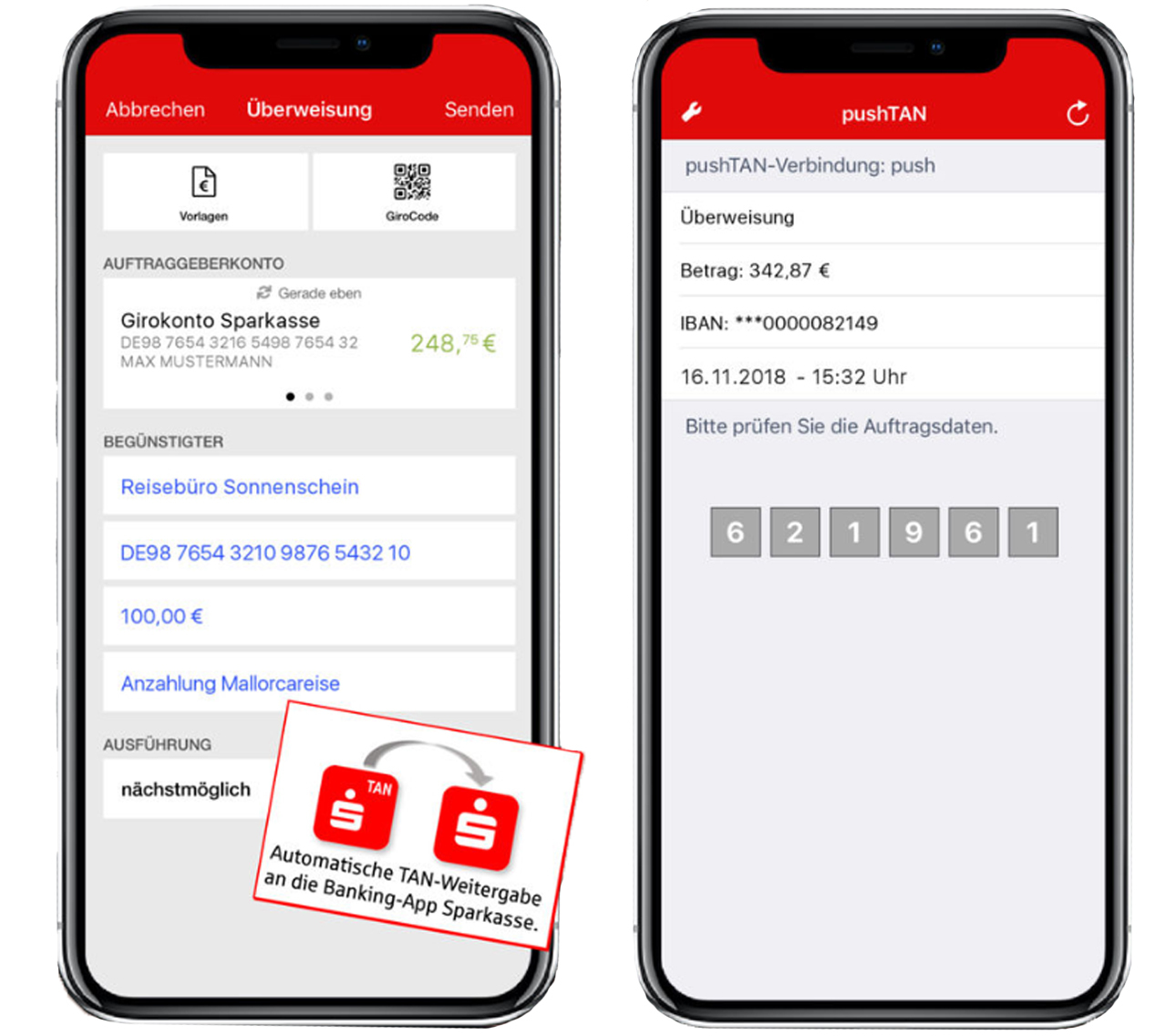 Sparkasse Pushtan Neues Handy S Pushtan Iphone Ipad App Download Chip