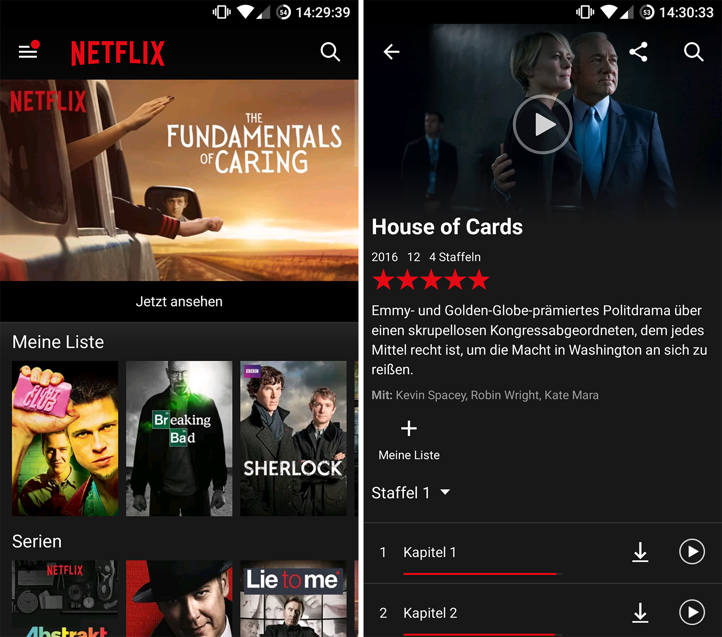 Alle Serien Online Netflix Apk Android App Download Chip