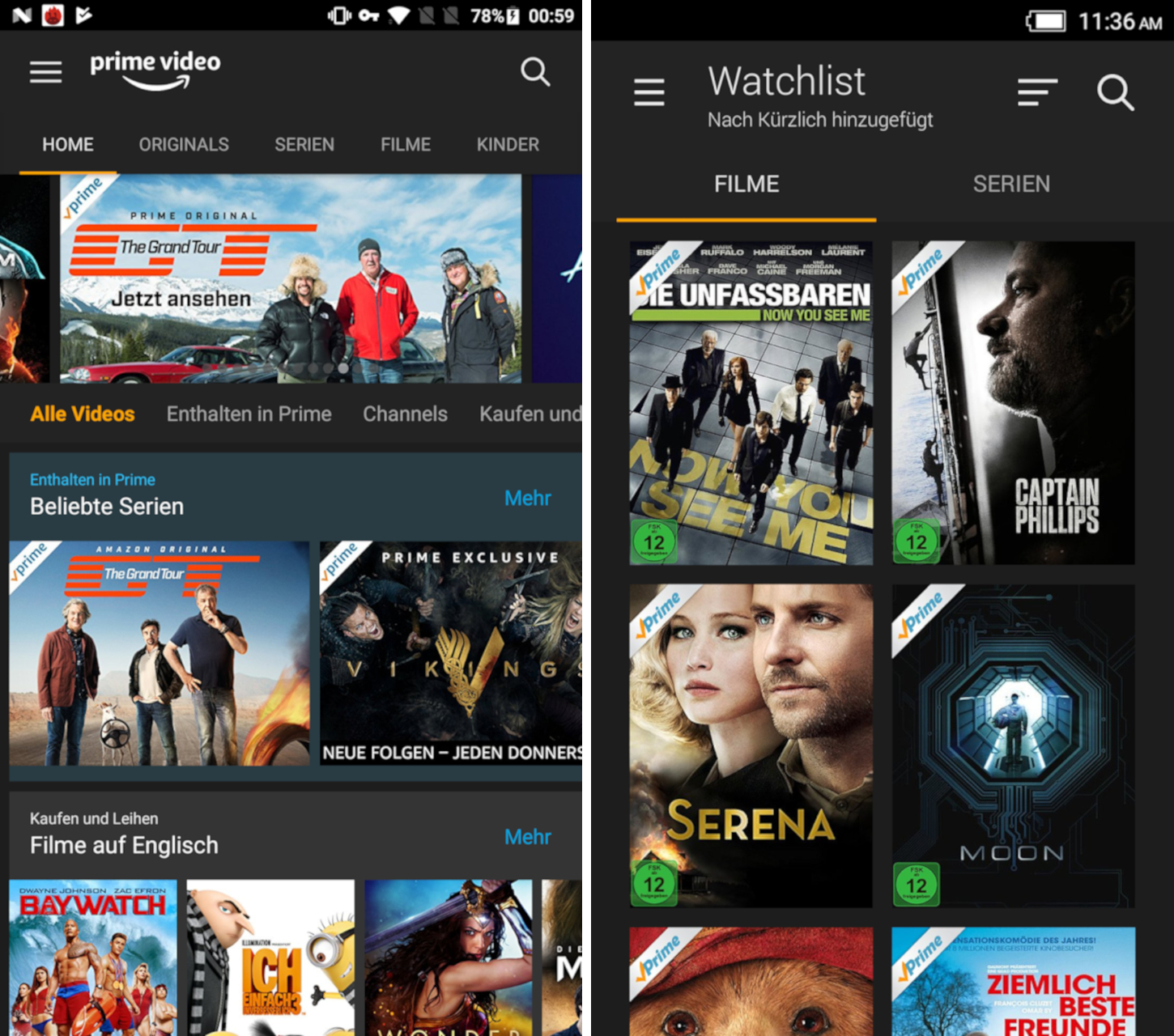 Amazon Deutschland Services Gmbh Prime Video Amazon Instant Video Android App Download Chip