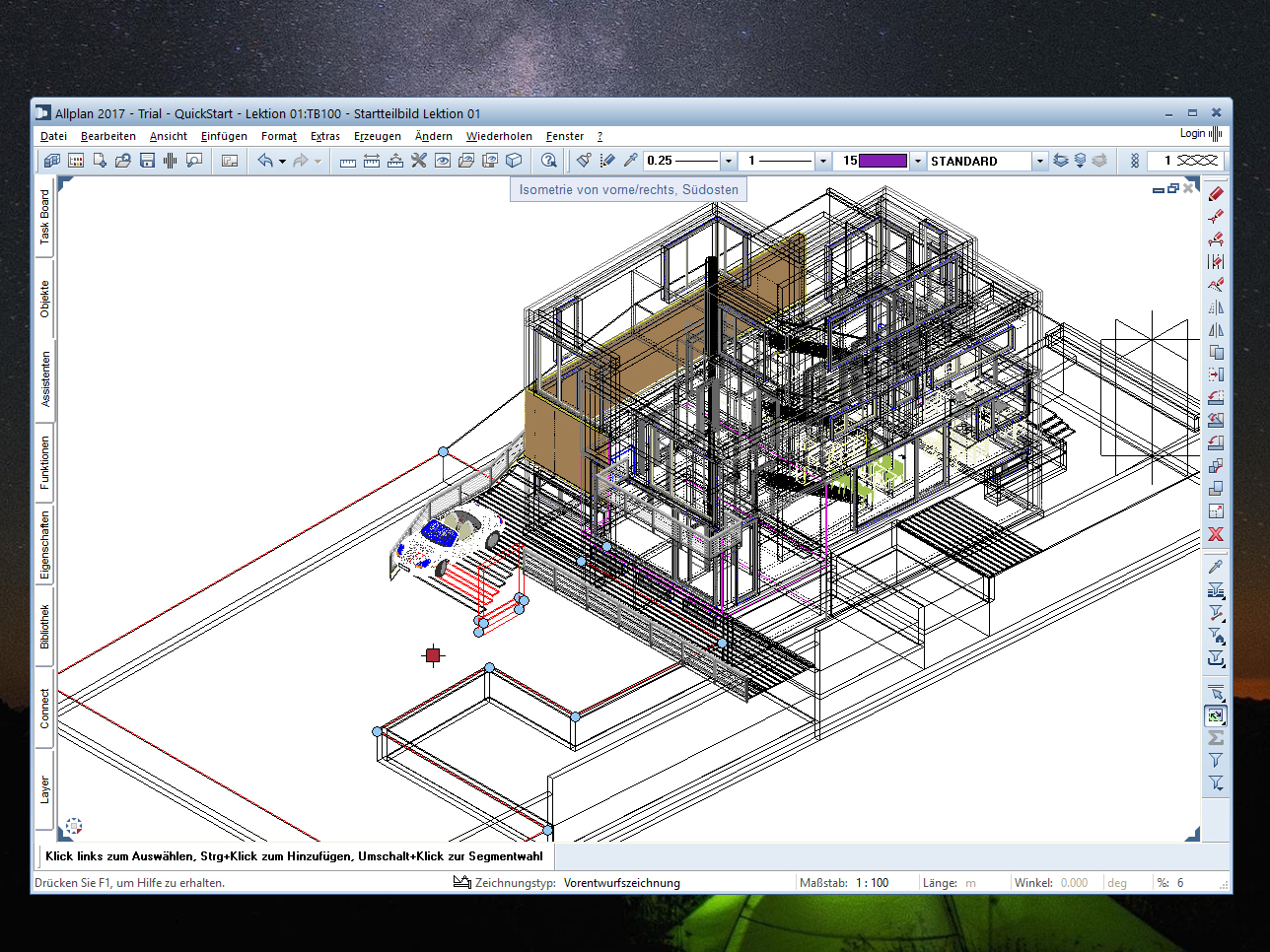 3d Programme Kostenlos Deutsch Allplan Architecture 2018 Download Chip