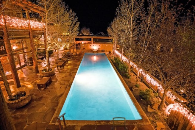 colorado hot springs resort pools