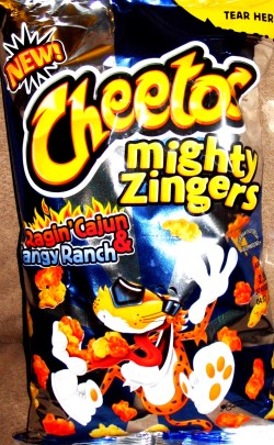 Nifty Cheetos Mighty Zingers Ragin Cajun Tangy Ranch Chipotle Ranch Cheetos Release Date Chipotle Ranch Cheetos Gluten Free