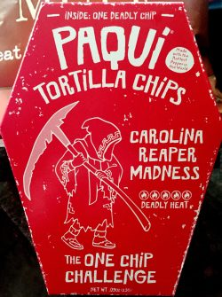 Small Of Carolina Reaper Madness Chip