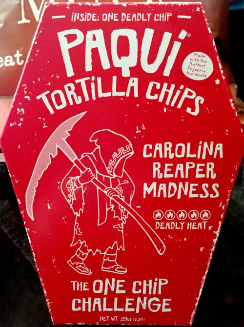 Medium Of Carolina Reaper Madness Chip