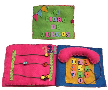 juguetes libros de bebs y nios sensoriales para nios hechos a mano suaves resistentes y seguros libros sper