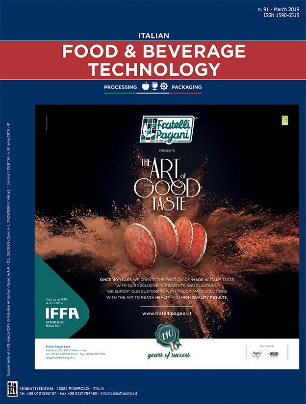 FOOD  BEVERAGE TECHNOLOGY