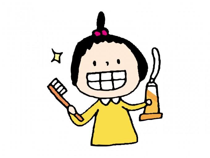子供の乳歯を保存