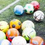 サッカーボール大きさ3種(3号4号5号)小学生・幼稚園のサイズは?