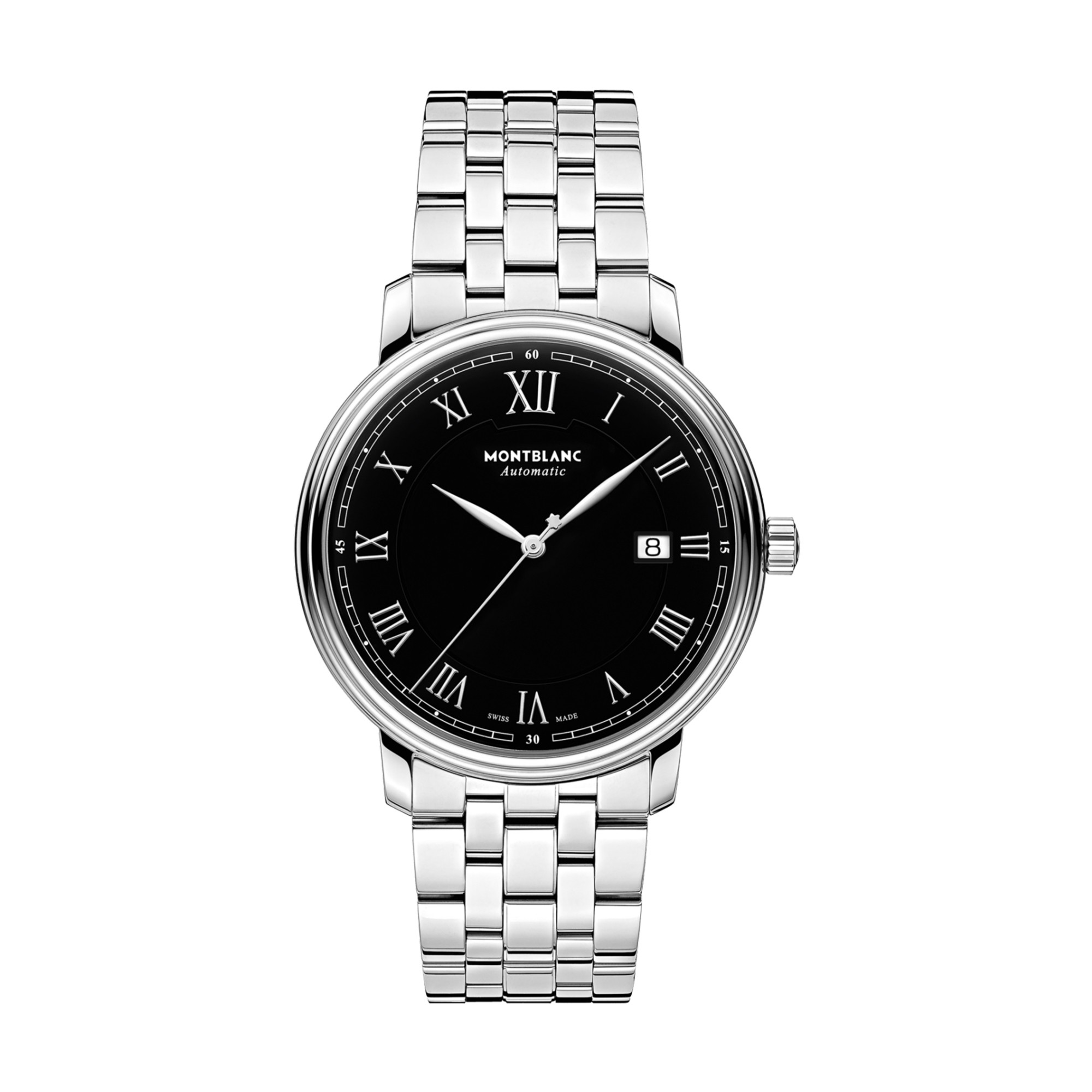 Montblanc Tradition Date Mens Watch 116483
