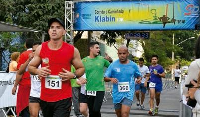 7ª edição da Corrida e Caminhada da Chácara Klabin