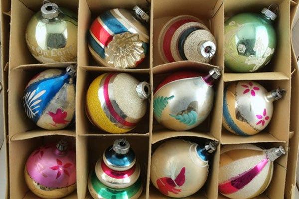 Organizando a bagunça do Natal!