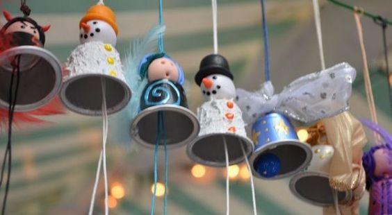 Sesc Vila Mariana ensina a criar decorações de Natal com materiais recicláveis