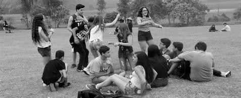 Projeto Juventudes discute a ocupação da cidade pelos jovens