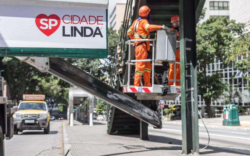 Operação Cidade Linda tem início na Vila Mariana nesta quarta-feira