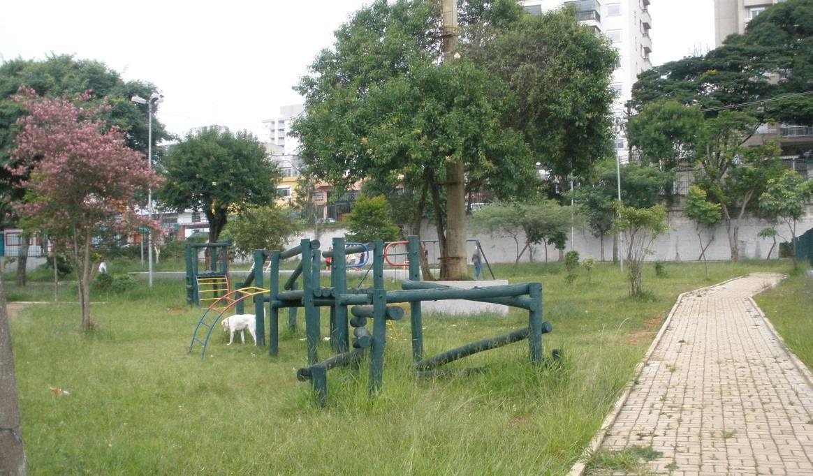 Praça Rosa Alves recebe mutirão de limpeza e conservação