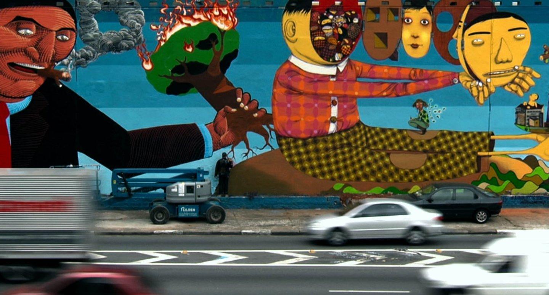 CPF, Sesc e Escola do Parlamento realizam evento sobre a arte de rua em São Paulo