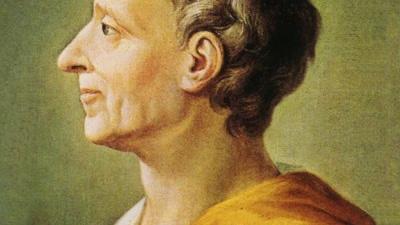 Ruas: Quem foi Montesquieu?