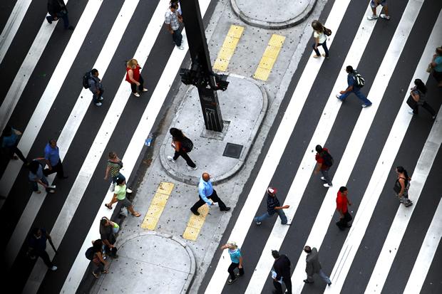 Estatuto do Pedestre da Cidade de São Paulo deve ser votado semana que vem na Câmara