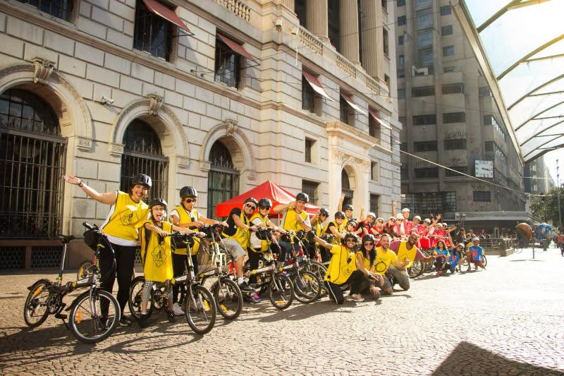 Bike Tour SP comemora quatro anos com nova opção de rota