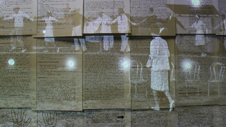 """Exposição literária """"contamina"""" Sesc Ipiranga"""