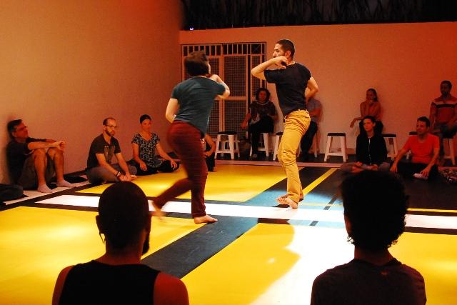 Caleidos Cia. de Dança traz seu Coreô para o Sesc Vila Mariana