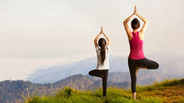 O Yoga é bom para o corpo e para mente