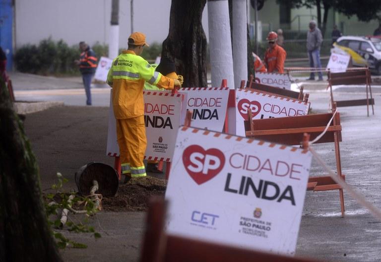 Avenida Ricardo Jafet recebe 32ª edição do SP Cidade Linda