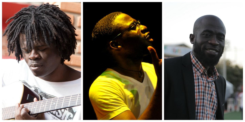Yannick Delass, Ermi Panzo e Shambuyi Wetu em tarde dedicada às expressões afro no Sesc Vila Mariana
